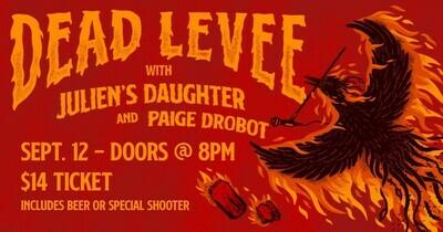 DEAD LEVEE & guests