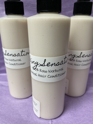 100% Raw Natural Hair Conditioner
