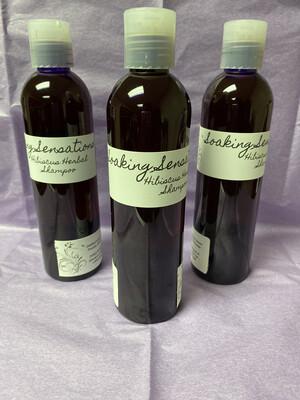 Hibiscus Herbal Shampoo