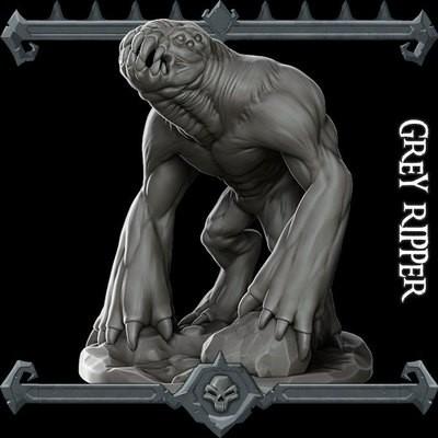 Grey Ripper