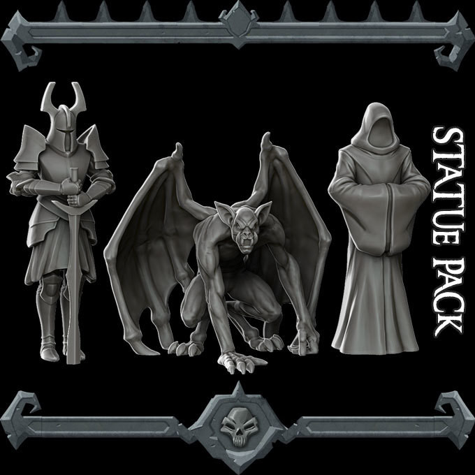 Statue Pack