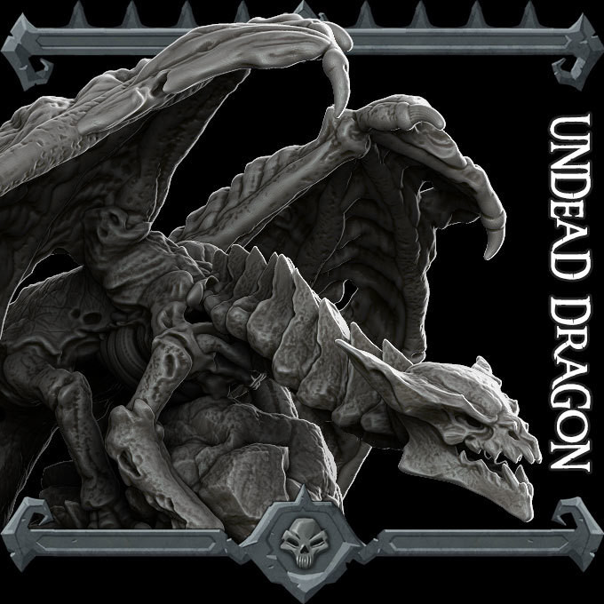 Undead Dragon