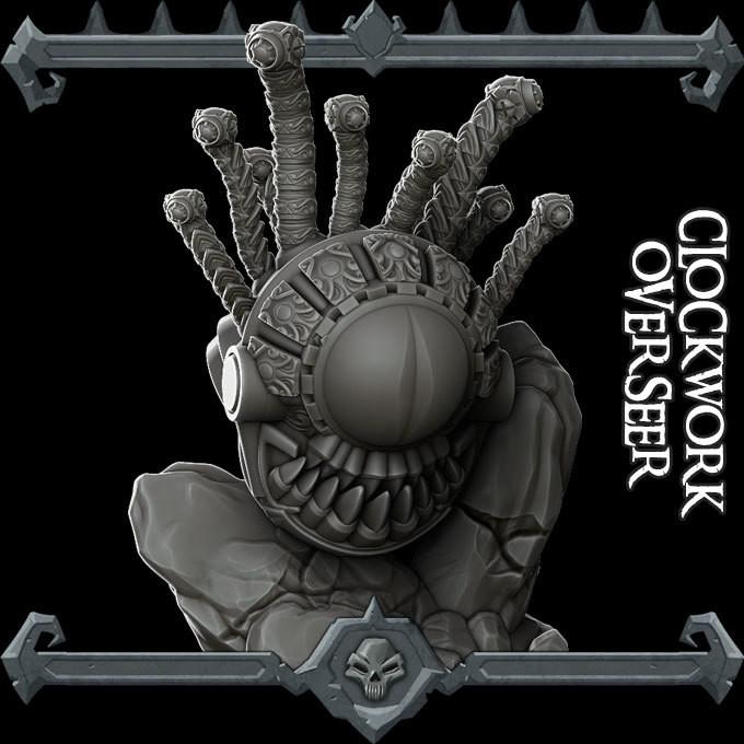 Clockwork Overseer