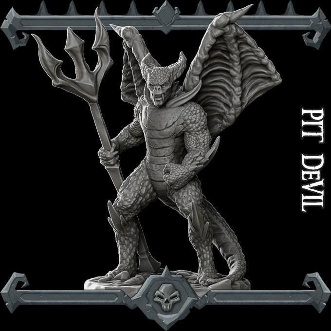 Pit Devil