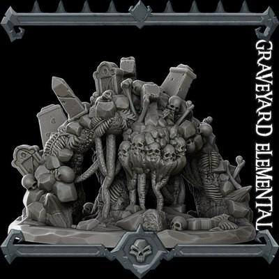 Graveyard Elemental