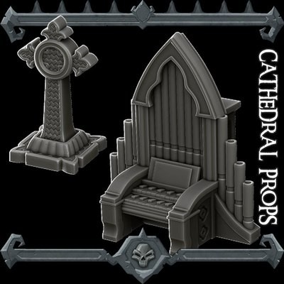 Cathedral Props