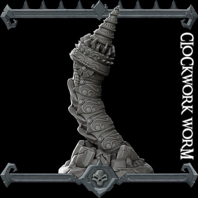 Clockwork Worm