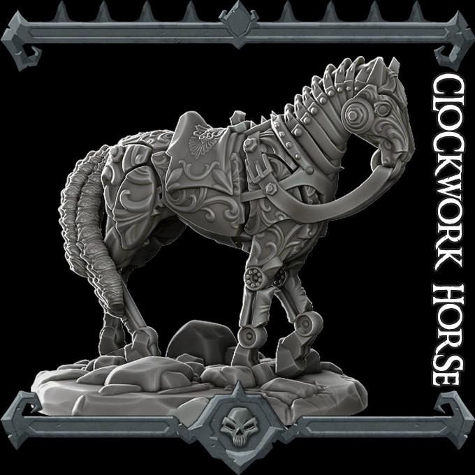 Clockwork Horse
