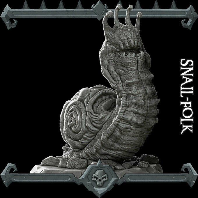 Snail Folk