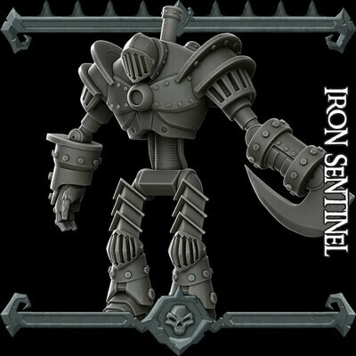 Iron Sentinel