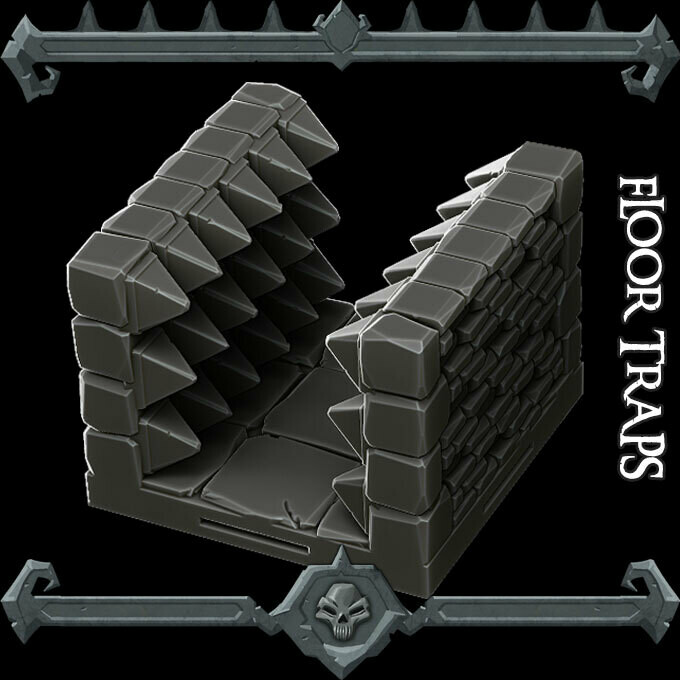 Dungeon Floor Traps