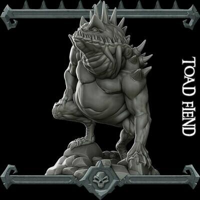Toad Fiend