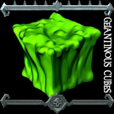 Gelatinous Cube Pack