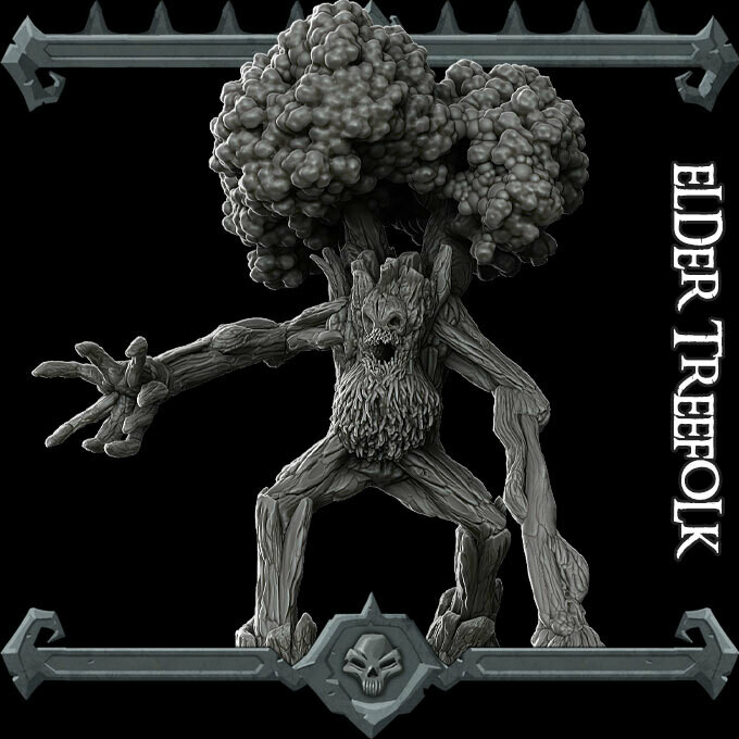 Elder Treefolk