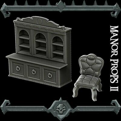 Manor Props Pack II
