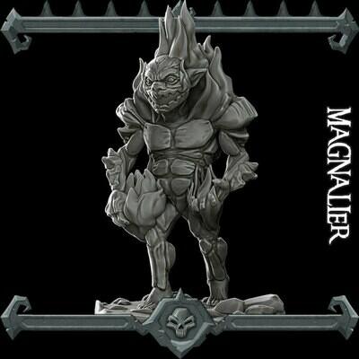 Magnalier