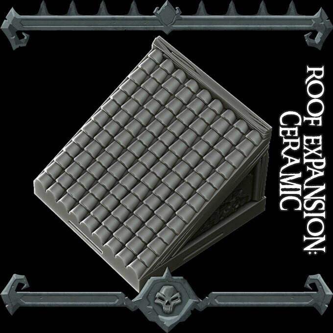 Roof Expansion (Ceramic)