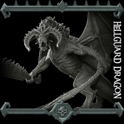 Hellguard Dragon