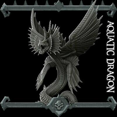 MM Aquatic Dragon