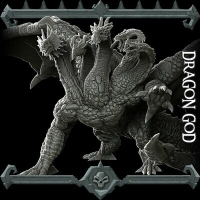 MM Dragon God