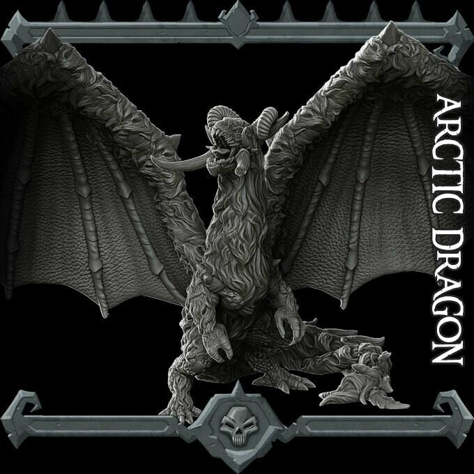 MM Arctic Dragon