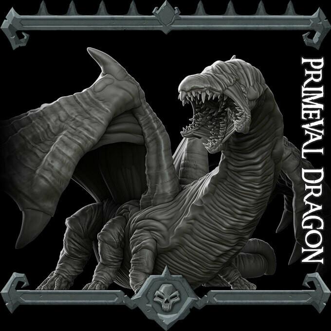 MM Primeval Dragon