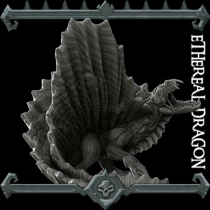 MM Ethereal Dragon