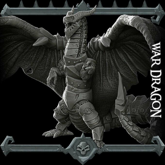 MM War Dragon
