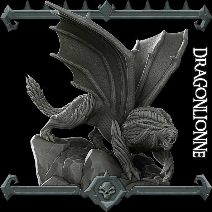 Dragonlionne