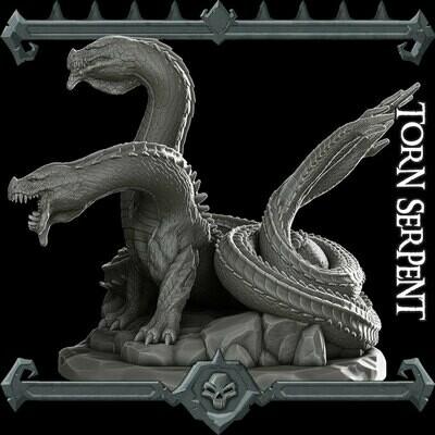 Torn Serpent