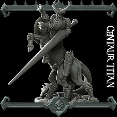 Centaur Titan