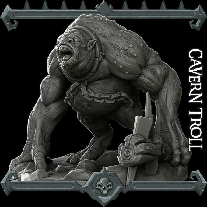 Cavern Troll