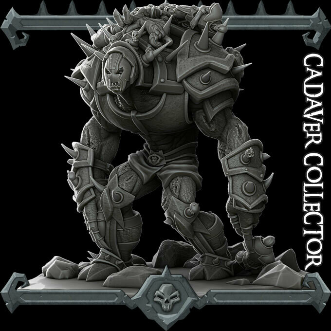 Cadaver Collector
