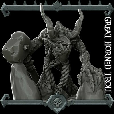 Great Horned Troll