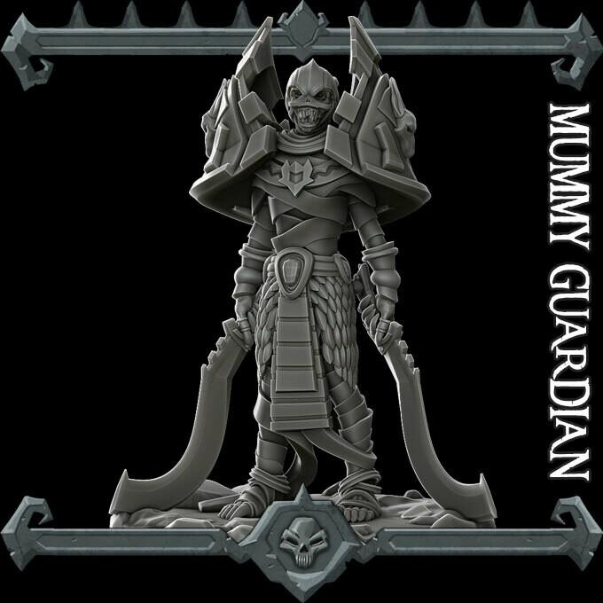 Mummy Guardian