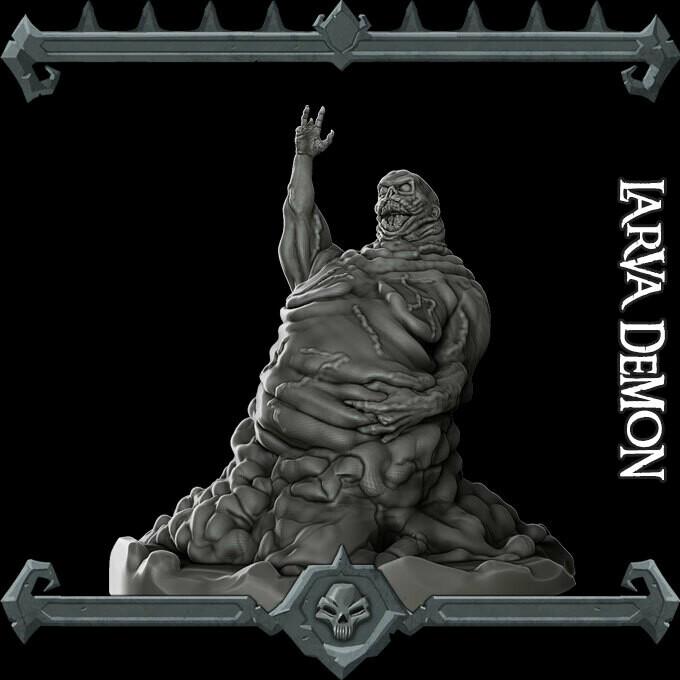 Larva Demon