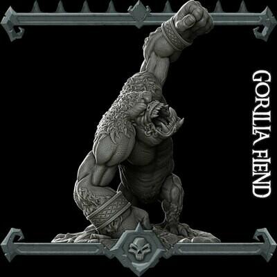 Gorilla Fiend