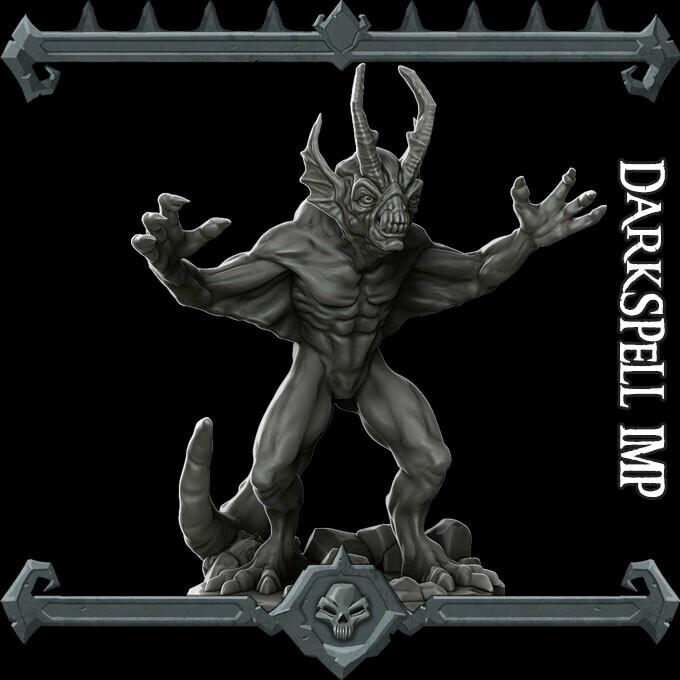 Dark Spell Imp
