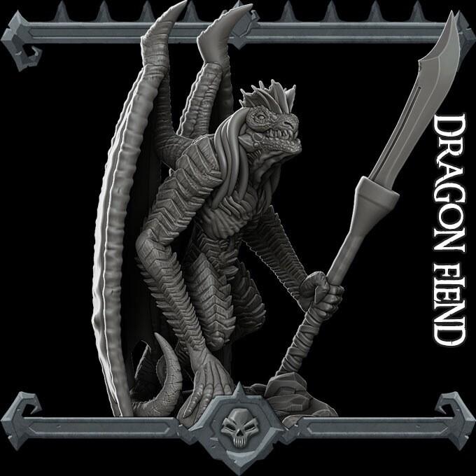 Dragon Fiend