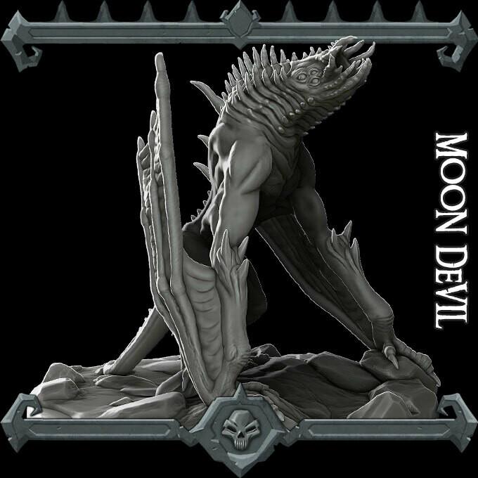 Moon Devil