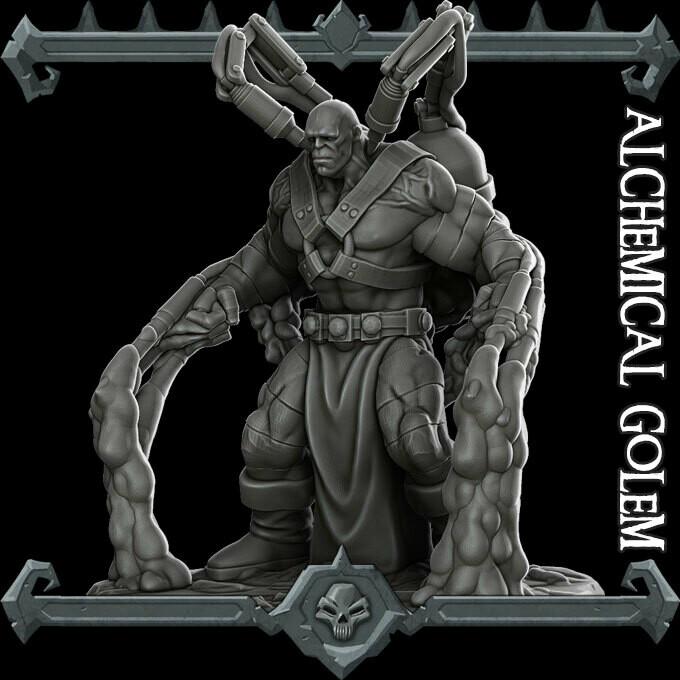 Alchemical Golem