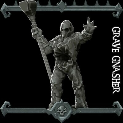 Grave Gnasher