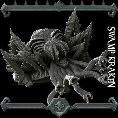 Swamp Kraken