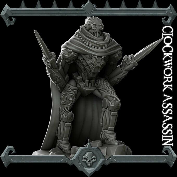 Clockwork Assassin