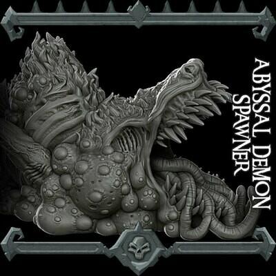 Abyssal Demon Spawner