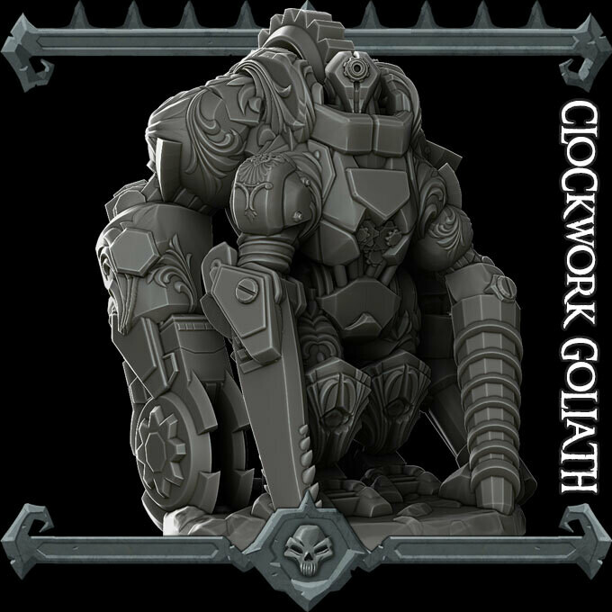 Clockwork Goliath