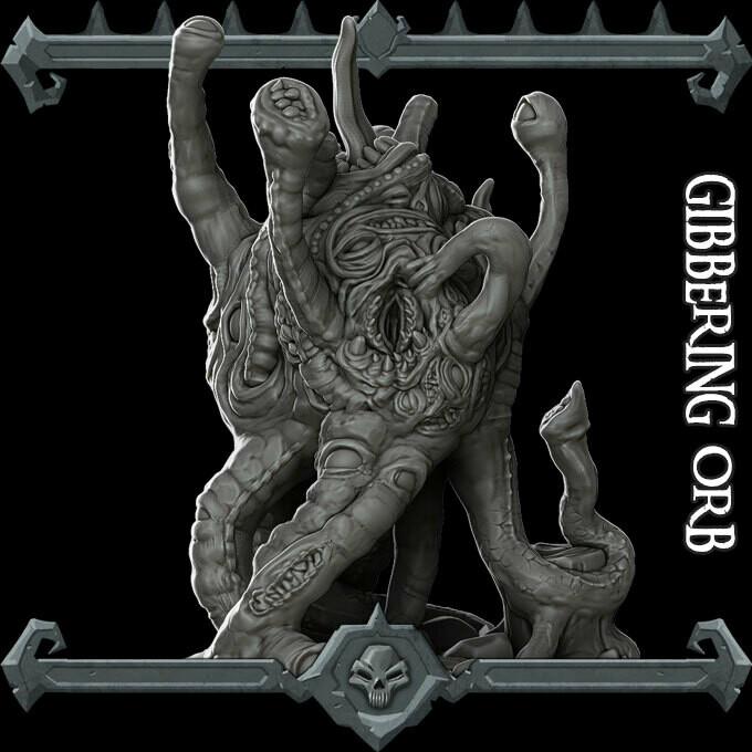 Gibbering Orb