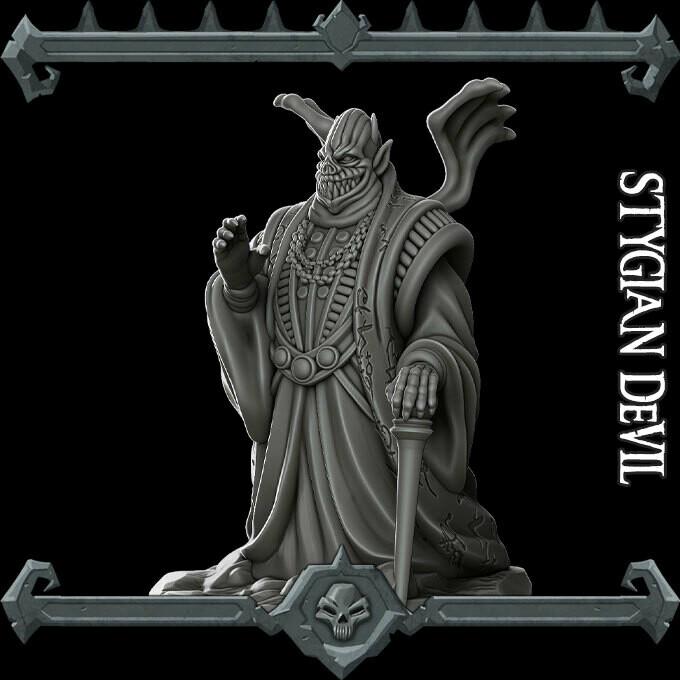 Stygian Devil