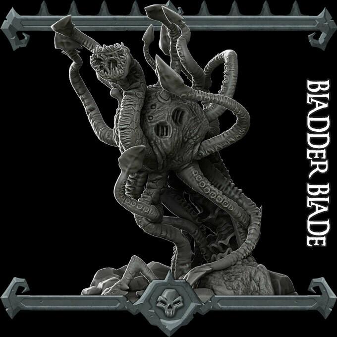 Bladder Blade