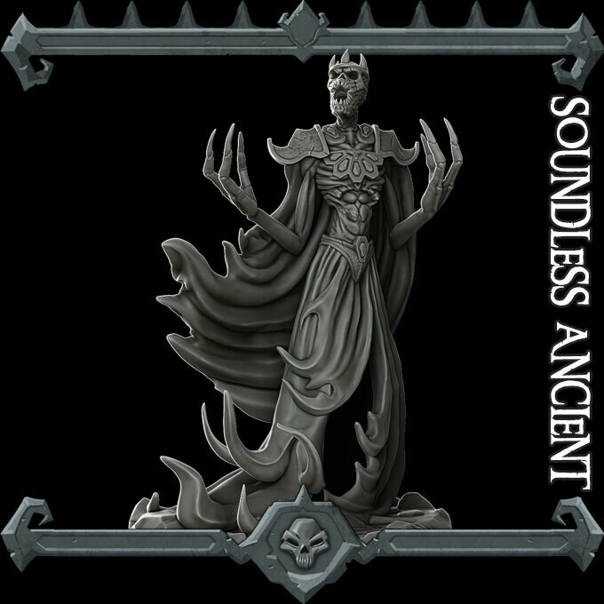 Soundless Ancient